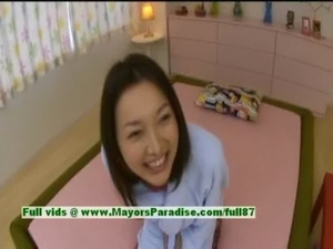 Mai Uzuki cute asian girl in se ... free