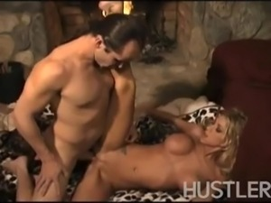 Busty Katie Morgan getting her tight pussy fucked hard