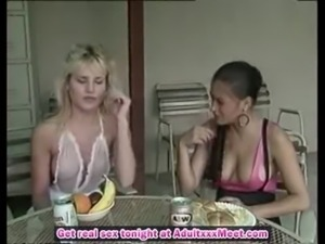Lauryl Canyon and Nina DePonca  ... free