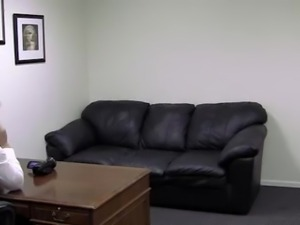 Backroom Casting Couch - Raine
