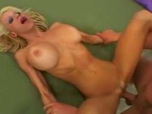 big tit milf gets fucked by a big cock