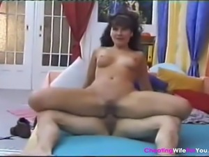 mature brunette wife cheating