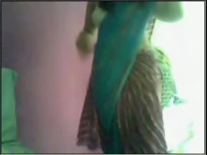 Indian extremely horny Gujrati girl Nadia exposing on cam part4