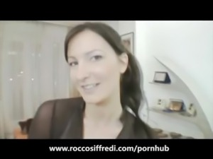 Rocco Siffredi Gets an Amateur in POV Action