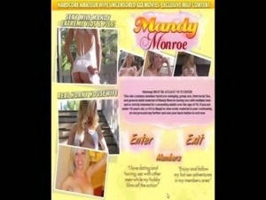 MandyMonroe-InterracialOrgy free