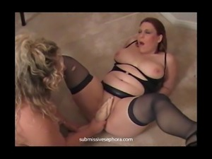 Mistress Serena instructs her fat slave bitch