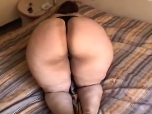 Super Big Butt BBW Anna & her Huge Fat Ass