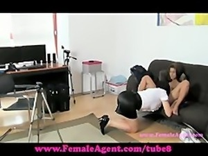 FemaleAgent. I want to taste you