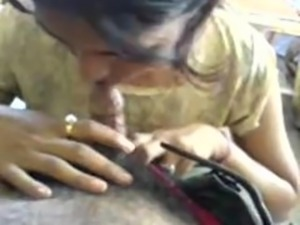 Two Inch Hindi Dick sucked and fucked by North Indian Garima