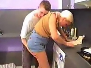 Russian Mom Fucked In Kitchen 2010