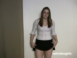 Amy Calendar Audition 2009 - netvideogirls free