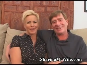 Mature Couple Recruits Bull To Fuck Wife free