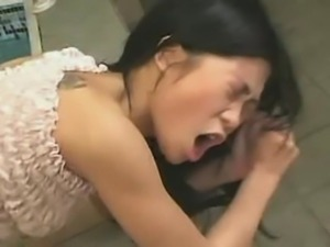 Cute asian deep anal free