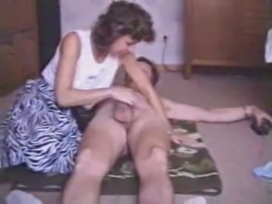 Mature women giving head free