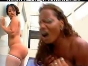 Darlene Amaro And Aninha Brazilian GirlS latina cumshots latin swallow...