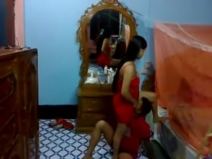 Newly Married Bangla Couple free