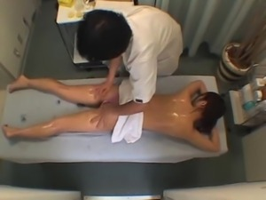 Used by her masseur free