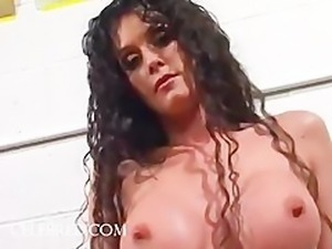 Victoria Givens Busty Dark hair