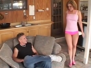 Young sweetie having anal sex