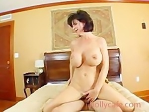 Moms Squirting Explosion Blowjob