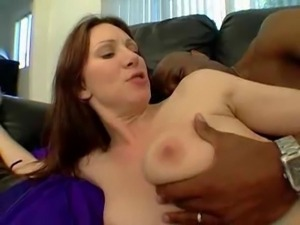 Desperate white housewife interracial.