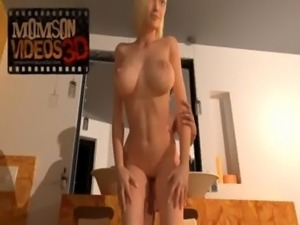 Mommy attacks son's squeaky clean dick (full) free