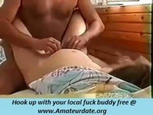 pretty pregnant wife make a hot sex fun video my friends enjoy free