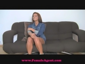 FemaleAgent Wet and excited free