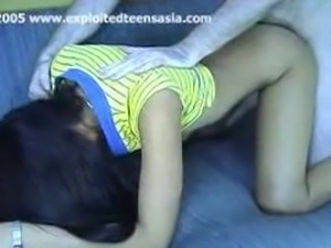 Jane Filipino Student Amateur Couch Fucking