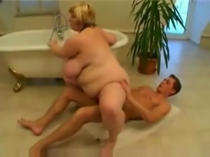 BBW in the bath