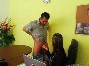 Daria Glower - Teacher Gangbanged by Students