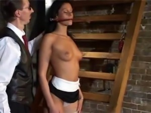 2 GERMAN SLAVEGIRLS IN HARD TRAINING free