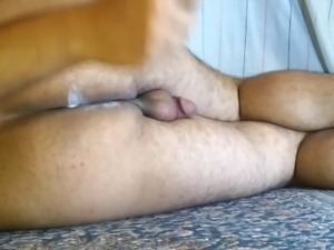 secound time prostate anal orgasm