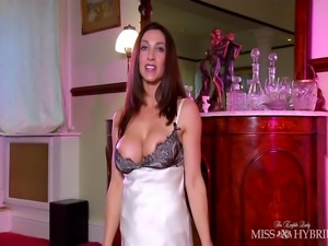 Part 1. Making a campaign video for the Miss Freeones competition, whilst...