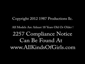 Check all of Denise's videos at AllKindsofgirls.com or even more at...