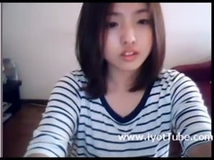 Korean Girl On Webcam free