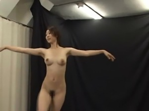 chinese girl dancing