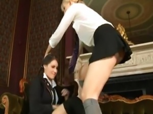 British schoolgirl sluts katie and jess