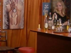 Venus Films - Sex Bar - Vintage 70's Loop