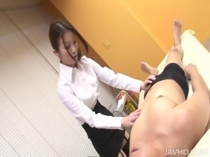 a special massage from my special student