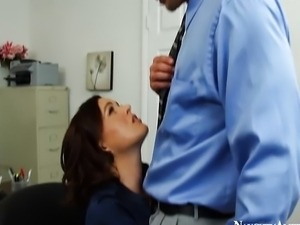 Hot Krissy Lynn get fucked on Naughty America