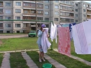 russian mature housewife