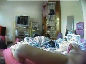 Hidden Cam in Bedroom 2