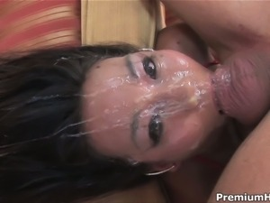 Eva Angelina, Tricia Oaks and Keanni Lei are three porn
