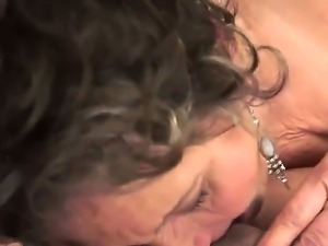 Crazy hot granny with super hairy pussy Kata can not live without hot fucking