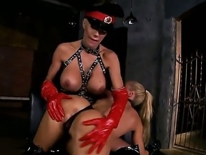 Unforgettable fetish scene with incredible ladies Puma Swede and Sandy