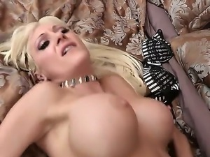 Poor and sweet beautiful blonde Torrey Pines gets Keirans dick in the tight...