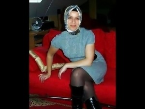 Turkish-arabic-asian hijapp mix photo 7
