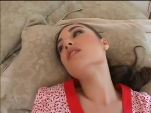 Horny Sasha Grey Gets Her Asshole Cleansed free
