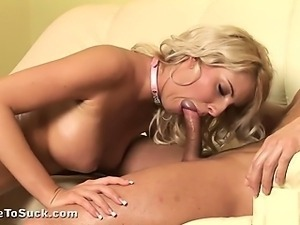 Bianca in search for a man with loads of cum